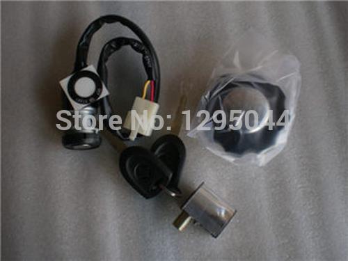 Chinese utv parts CFMOTO z6/cf625-3 lock assembly 9060-0100A0 utv for sale(China (Mainland))