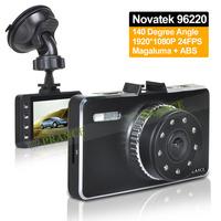 100% Original G3WL Car DVR Video Registrator Full HD 1080P DVR Night Vision Novatek 96220 140Degree PC CAM 4X Digital Zoom  OT35