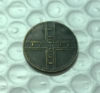 1727 Russia Copper coin COPY FREE SHIPPING
