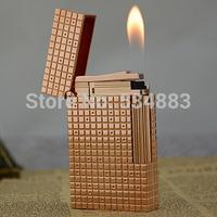 Free shipping 100% New Vintage Memorial S.T dupont lighter gas lighter cigarette lighter Bright sound good quality