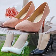 moda para mujer dedo del pie puntiagudo stilettos piel de serpiente bombas tacones altos para mujer damas cóctel plataforma sexy zapatos de fiesta al por mayor(China (Mainland))