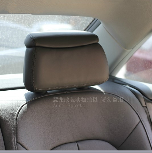 Audi A6 C7 A7 Q7 Q5 A4 A5 S5 rear headrests rear seat headrests can be