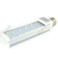 1pcsE27 12W 24 SMD 5630 LED White/Warm White 720 lumen Tube Light Bulb Lamp 85-265V
