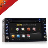 Universal 6.2 inch double Two 2 DIN Auto Car Radio DVD Player Stereo Audio Head Unit Autoradio GPS SAT Nav Navi Navigation