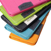 wake up cover case with answer window holder For Samsung galaxy S5 mobile cell phone Accessories protector dumper case