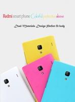 100% Original Xiaomi Red rice 1s case and xiaomi redmi 1s case, free shipping TPU + PC case for xiaomi red rice 1s mobile phone