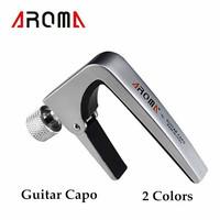 Portable Aroma Guitar Capo Clamp Zinc Alloy Unique Guitar Capo Universal for Acoustic Electric Guitar