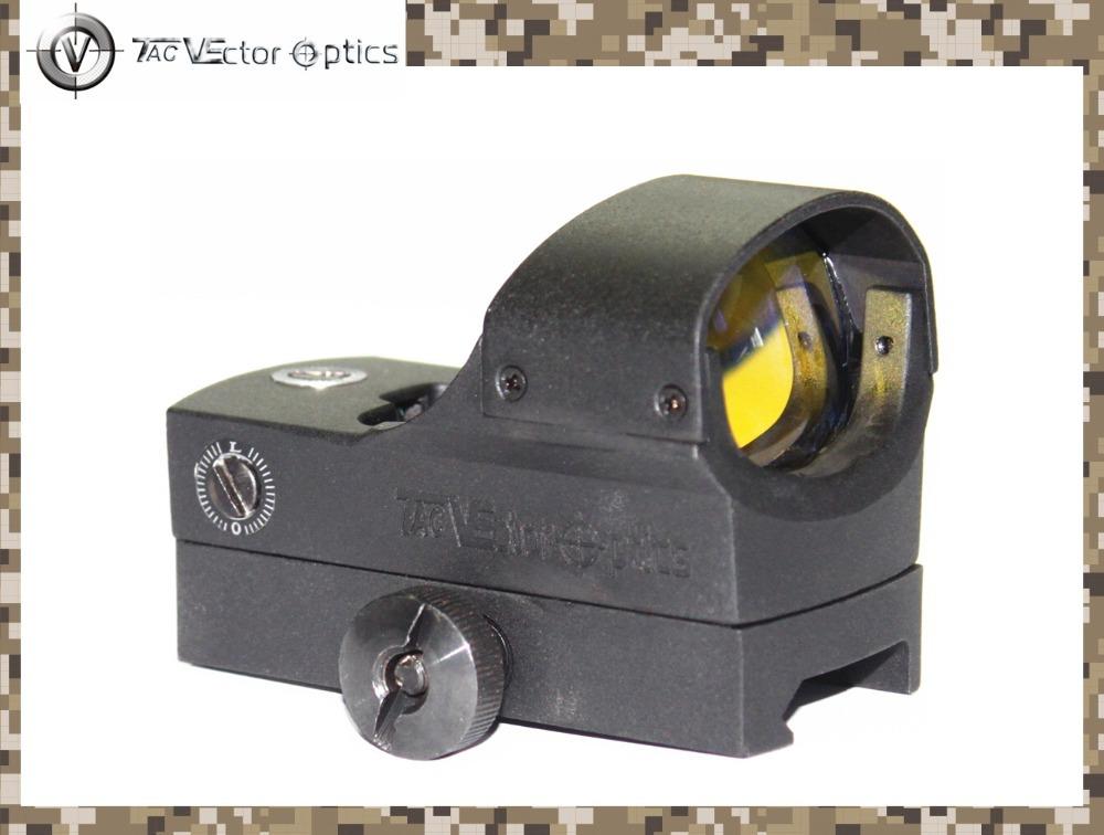 Vector Optics High End 1x22x33 Red and NV Night Vision Dot Sight 66mm 2 6 Length