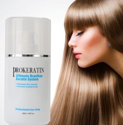 50%OFF 50%off Cheap Brazilian Keratin Treatment straightening hair 350ml hair mask hair care(China (Mainland))