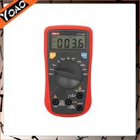 UNI-T UT136B Handheld LCD Digital Multimeter AC DC Frequency Resistance TesterWholesale BR RU