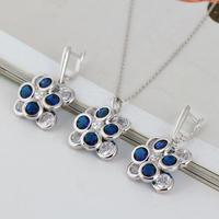 2014 Fashion gold plated jewelry set Earrings for women jewelry sets african jewelry set Free Shipping  E-shine Jewelry