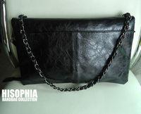The new European and American fashion handbags shoulder portable hot rivet evening bag influx of women casual big bag