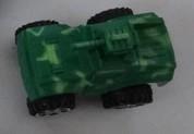 Tank model back small tank Mini battle tank children's puzzle little toys1111