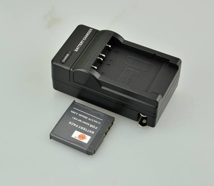DSTE NP-FE1 FE1 Батареи Случай Протектор + Путешествия и Автомобильное Зарядное Устройство Для Sony Cyber-shot DSC-T7 DSC-T7/B DSC-T7/S Камеры 1pcs np bn1 np bn1 npbn1 battery for sony cyber shot dsc s750 dsc s780 w630 tx5 w310 t99