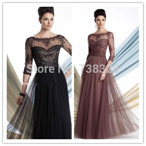 Платье для матери невесты ILovewedding Vestido Madrinha Applqiues MD002