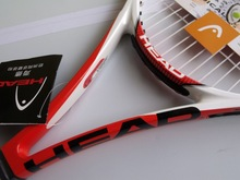 Head MicroGel Radical L4 MP tennis racket Grips 4 1/4 4 3/8 with bag string free shipping via china post air