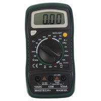 MASTECH MS830L Mini LCD Digital AC/DC Multimeter Grey and Gree Wholesale BR RU