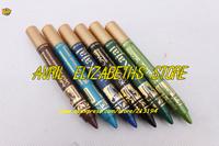 50set/lot  Brand M.N  Waterproof Kajal Pencil 6 PCS Crayon Eyeshadow Eyeliner Pencil Set Free Shipping