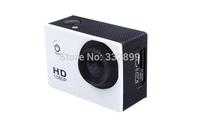 New SJ4000 Sports DV Car Recorder Diving Bicycle Action Camera  LCD 170Angle Waterproof G-Senor Motorbike Camcorder DVR (White)