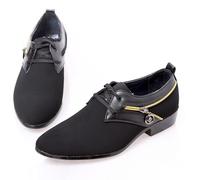 2014 New Men's Fashion Shoes Flat Men's PU Leather shoes Dress shoes Business Shoes