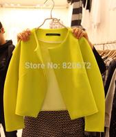 Dongguk door purchasing the latest Autumn Ladies jacket Slim thin long-sleeved jacket exquisite ladies