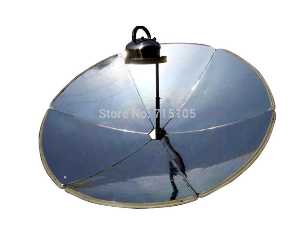 parabolic and portable high efficiency dish solar cooker(China (Mainland))