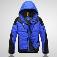 2014 New Hot sale Men's Sports down coat Autumn Winter warm down jacket Men high quality outdoor down coat outdoors sportwear