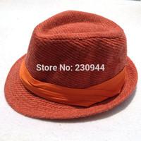 New fashion wild child woolen winter hat solid color baby hat children hat jazz hat