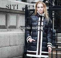 SITI S-XL 2014V NEW Lamb Fur Collar down jacket 14DC030