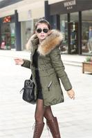 Plus Size 7Xl 8XL 2014 Korean Version Long Black Down Jacket Women Winter Coat Long White Duck Down