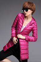 2014 Plus Size Outdoor Jacket Long Thin Chaquetas 5XL 6XL Roupas Femininas Parkas for Women Winter