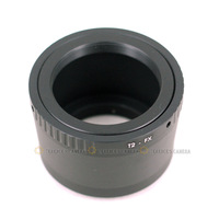 T2-FX Adapter Tube Ring T2 T Mount Lens to Fujifilm Fuji X Mount Camera X-Pro1 X-E1 X-E2 X-M2 X-M1 etc.