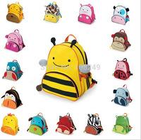 1pcs New Arrival Cute Animal Backpack Children Cartoon Kindergarten Kids Student School Bag Travel Bag