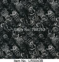 Skull No. LRS043B PVA Water Transfer Printing Film