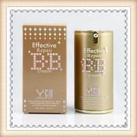 Stage Makeup Care BB Cream YCID Gold Bottle Foundation Whitening Moistureizing Concealer Makeup facial Waterproof Oil-Control