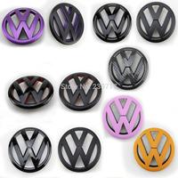 11 Color Volkswagen Golf 6 logo Front Grille Emblem Badge Logo Fit VW Golf 6
