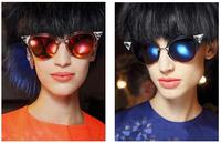 Fashion Sunglasses Women Brand Designer Sun Glasses Clubmaster Gafas De Sol Women Cat Eye Vintage Oculos De Sol Feminino 6306