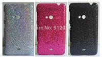 3 x Bling Glitter Hard Skin Cover Case For Nokia Lumia 625