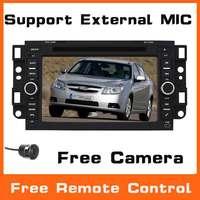 Auto Car Radio DVD Player Autoradio Head Unit Audio Stereo GPS SAT Nav Navi Navigation For Chevrolet Spark Aveo Captiva Epica