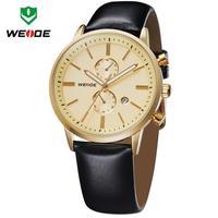 2014 WEIDE Men Watch Military Watches Luxury Brand Sports Dress Wristwatches relogios masculinos Quartz Watch 4 Colors