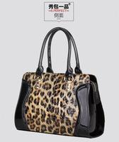 HOT 2014 NEW Leopard Fashion women handbag desigual bolsas femininas casual-bag women shoulder bags