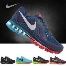 Free Shipping!2014 Hot Sale NIKE AIR MAX NIKE Sneakers Shoes nike air max 2014 Mens running shoes Size:40-46(China (Mainland))
