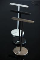 Copper Colour S9 Simple Aluminium Headphones Display Stand Holder Headsets Metal Frame Shelf