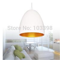 Europe style lamp design lamps 110v 220v e27 base D25cm*H28cm aluminum iron pendant lights for home indoor residential lighting