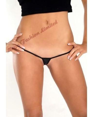 Loughner en bikini rojo cadena g