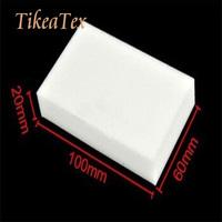 100 pcs/lot  Magic Sponge Eraser Melamine Cleaner multi-functional Cleaning 100x60x20mm Free Ship using for kitchen car bath etc