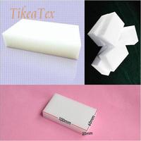 50 pcs/lot Gray Color Magic Sponge Eraser Melamine Cleaner multi-functional Cleaning 100x60x20mm using for kitchen car bath etc