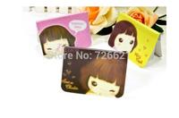 2014 New Fashion Cartoon 12 Card Case Girl Printed Card Holders/Brand Cute Mini Bags For Credit Card