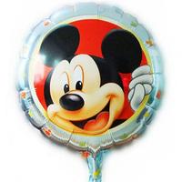 New arrive 50pcs/lots wholesales Mickey balloon Birthday party Printed cartoon balloons Hot Free shipping