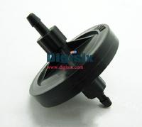 Free shipping Best Use!!!flora uv printer black big uv disk ink filter(for uv ink) 4.5cm